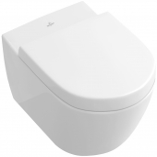 Villeroy & Boch Subway 2.0 - Wand-Tiefspül-WC spülrandlos weiß alpin