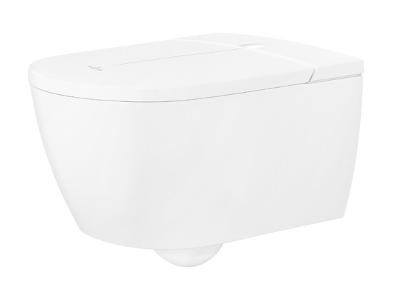 Villeroy & Boch shower toilets