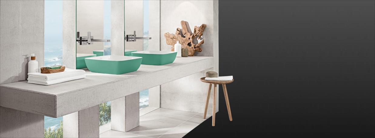 Waschbecken von Villeroy und Boch bei xTWOStore