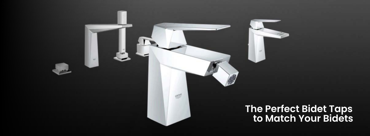 Bidet faucet Grohe Allure Brilliant at xTWOStore