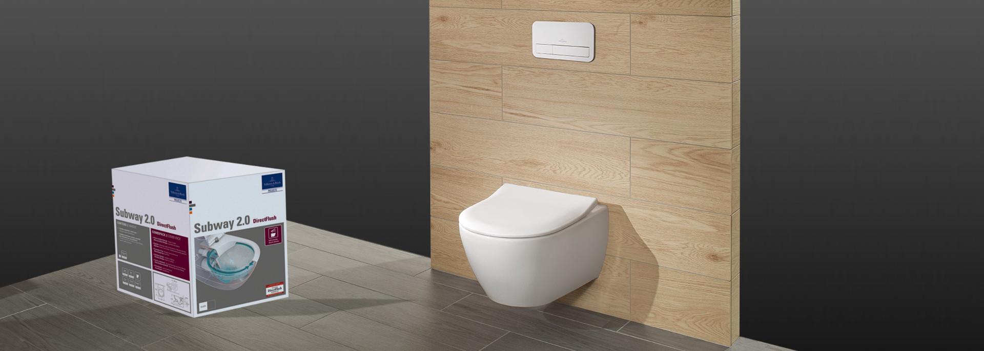 Villeroy & Boch WC-Set bei xTWOStore