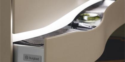 burgbad Sinea 2.0 Schublade LED Beleuchtung
