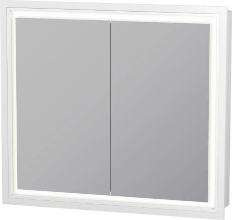 Duravit L-Cube Spiegelschrank