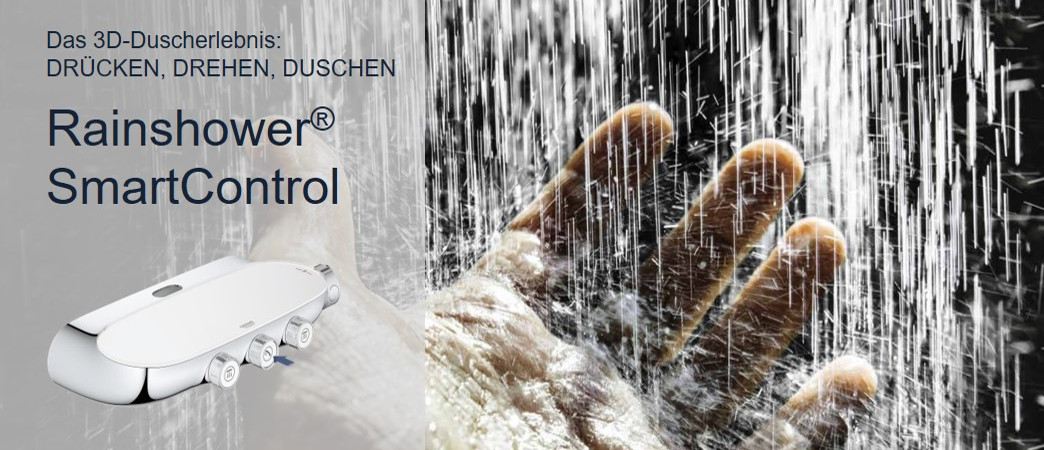 Grohe Rainshower SmartControl Bild