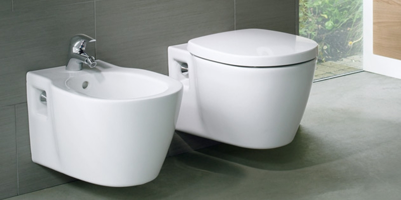 Ideal Standard Connect Toilette
